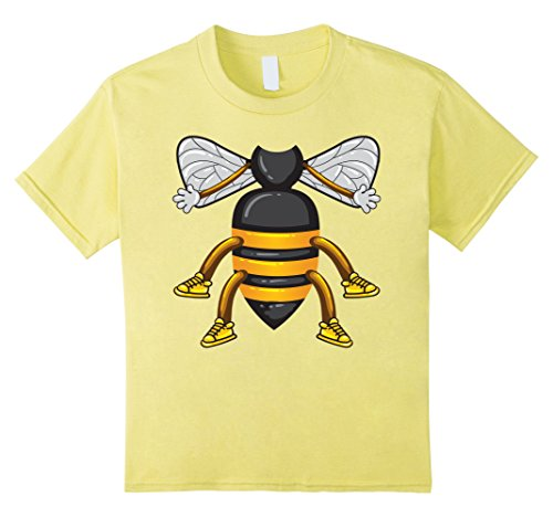 Bumble Bee Costume Ideas (Kids Funny Honeybee Costume Shirt - Hilarious Bee Halloween Gift 8 Lemon)