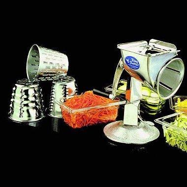 King Kutter Manual Food Processor by King Kutter