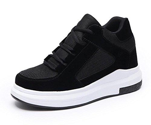 Mme Spring ascenseur chaussures chaussures de sport chaussures de sport pour aider les femmes célibataires à faible chaussures , US6 / EU36 / UK4 / CN36