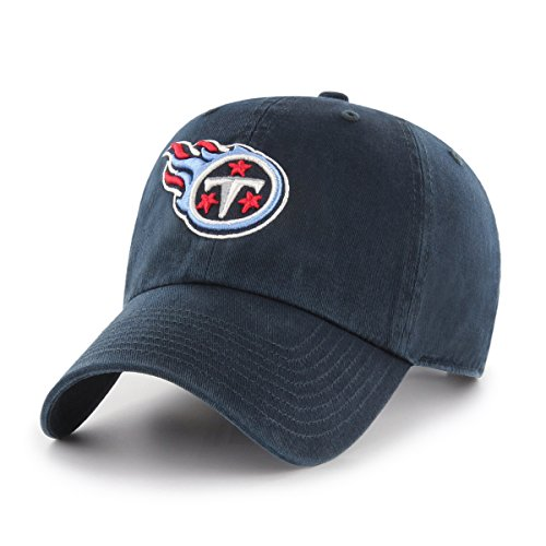 (NFL Tennessee Titans Women's OTS Challenger Adjustable Hatvy)