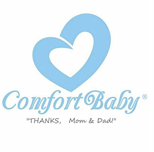 2,4 m Gr/ün ComfortBaby /® Babybett-Himmel H/öhe: ca