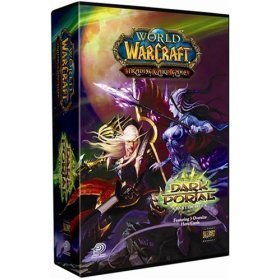 World of Warcraft TCG Dark Portal Starter Deck (World Of Warcraft Trading Card Game Loot)