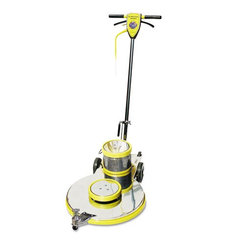 - Mercury Floor Machines PRO-2000-20 Ultra High-Speed Burnisher, 1.5hp - Includes one each.