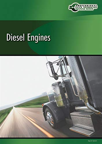 Heavy Duty Diesel Engines - Professional Truck Technician Training Series: Medium/Heavy Duty Truck Diesel Engines Computer Based Training (CBT)