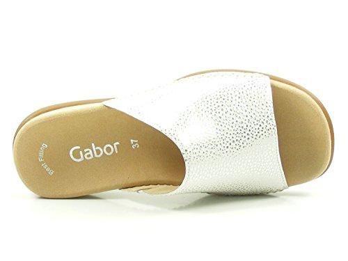 Gabor Weiß Donna 705 83 Infradito CRrSCp6