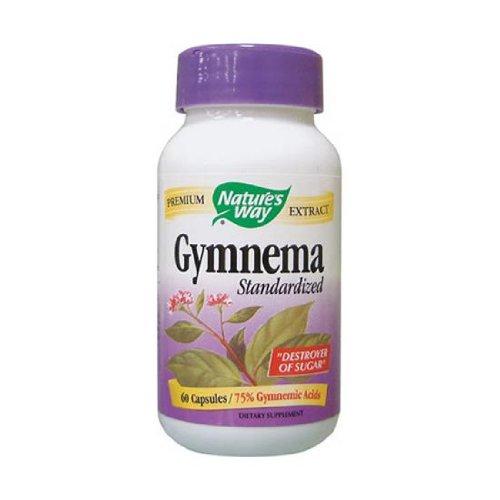 NATURE'S WAY GYMNEMA EXTRACT, 60 CAP