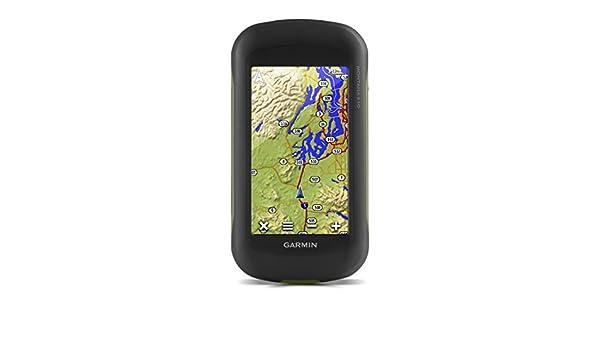 Garmin Montana 610 Pantalla t/áctil de 4, Resoluci/ón 272 x 480 Pixeles, 2.7 GB GPS port/átil de m/últiples actividades Negro