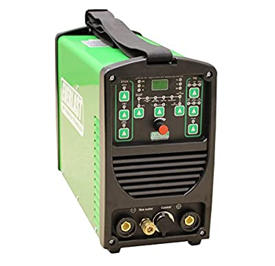2018 EVERLAST PowerARC 161 HF TIG Stick IGBT Welder 110/220 Dual Voltage