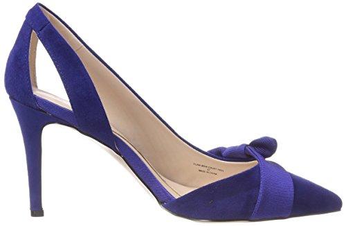 Elina Chiuso 22 Delle Punta cobalto Blu Tacchi Donne Costa rPrAz