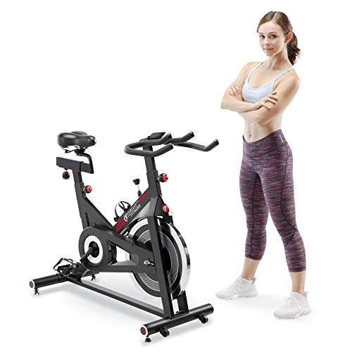 Circuit Fitness Club Revolution Cycle for Cardio Exercise - Red