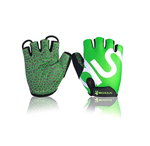 BOODUN-Men-Women-Cycling-Gloves-with-Shock-absorbing-Gel-Pad-Breathable-Half-Finger-Mountain-Bicycle-Bike-Road-Racing-Gloves