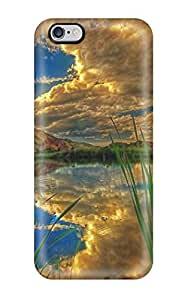 Fashion Dulukiv7934IlYFO Case Cover For Iphone 6 Plus(cloud Reflections)