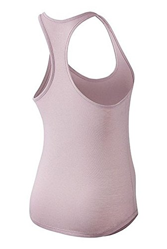 Nike Tank-Futura Racer - Camiseta de tirantes para mujer Plum Fog/Purple Dynasty