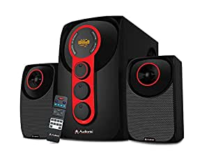 Audionic Vision 10 2.1 Channel Hi Fi speakers with FM radio