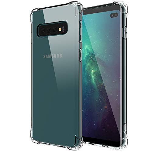 Samsung Galaxy S10 Plus Case, EONFINE Slim Hybrid...
