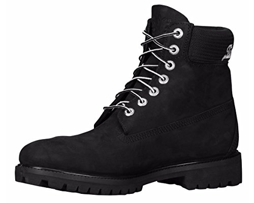 [6in Prm Boot-6061a] Timberland Construction Premium Laars Herenlaarzen Timberlandpremium Blackm