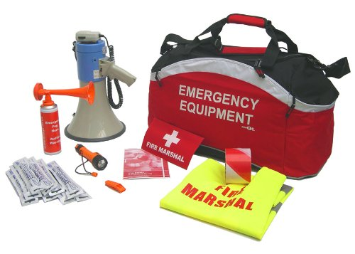 EVAQ8 Workplace Fire Marshal Safety Kit