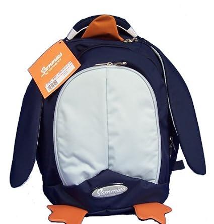 Samsonite Sammies cambiador mochila bolsa – pingüino