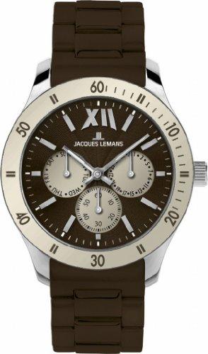 Jacques Lemans Women's 1-1691E Rome Sport Sport Analog Multifunction Watch