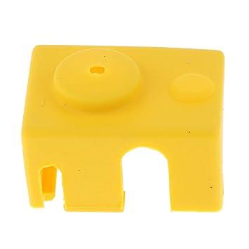 SM SunniMix Caso de Silicón Hotend Pieza de Impresora 3D Bloque ...