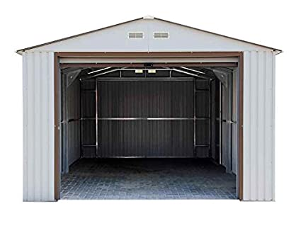 metal emerald olympian apex what x shed storemore garage inside