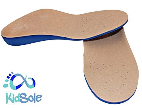 Husky extra large taille semelle spécialement conçu pour les enfants qui ont besoin de répartition du poids amélioré pour le pied sain développement de taille Plus