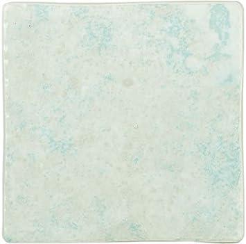 cevica Indico Turquesa Küche Wand Fliesen 9,8 x 9,8 blau Keramik ...