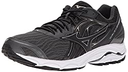 Mizuno Men's Wave Inspire 14 Running Shoe, Dark Shadowbla, 8