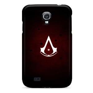 New Style Jessda Assassins Creed Revelations Logo Premium Tpu Cover Case For Galaxy S4