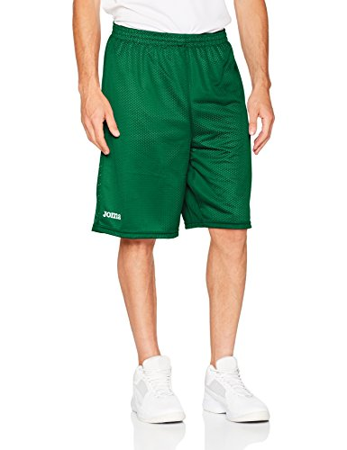 Reversible blanco Joma Short Rookie 450 Basket Verde Eqzvq4
