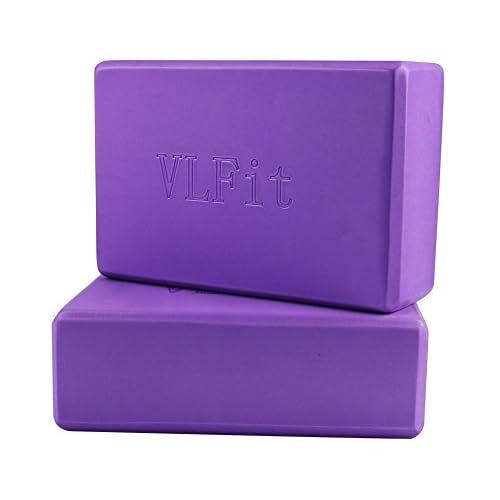 VLFit Juego de 2 Espuma EVA Bloques de Yoga (2 Piezas) a buen precio
