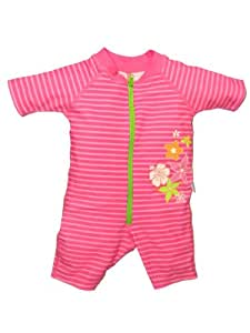 One-Piece Sunsuit by Iplay - Pink - 6 Mths