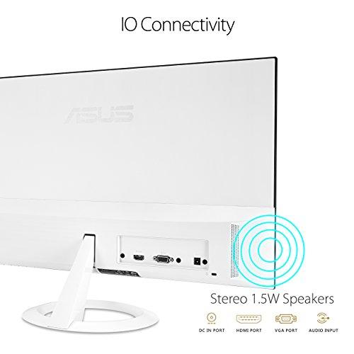 ASUS VZ239H-W HD HDMI VGA White