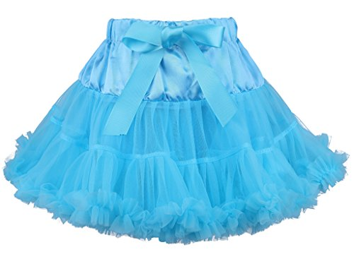 Meeyou Baby & Little Girls Solid Color Dance Tutu Pettiskirt
