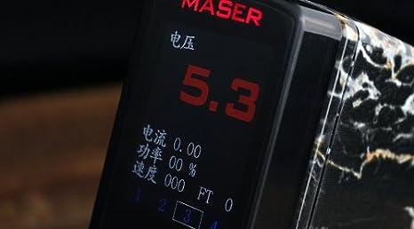 Amazon.com: máser mts-400, excelente LED de la visualización ...