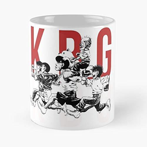 K B G Ippo Takamura Aoki - 11 Oz Coffee Mug- Unique Holiday Gift.