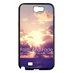 Chinese Faith and Fade Cheap Cover Case for Samsung Galaxy Note 2 N7100,diy Chinese Faith and Fade Cell Phone Case