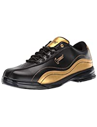 Hammer Mens Black Widow Gold Performance Bowling Shoes- Right Hand