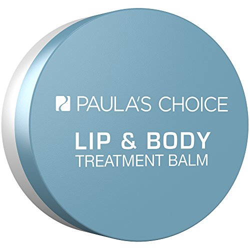 Paula' s Choice Lip & Body Treatment Balm 0.5 Oz -Dry/very Dry Skin/eczema/targeted Relief for Dry Lips, Cuticles, Feet, Hands - 100% Fragrance Free and Colorant-free