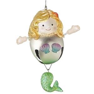 41JmhV%2B6mxL._SS300_ 100+ Mermaid Christmas Ornaments