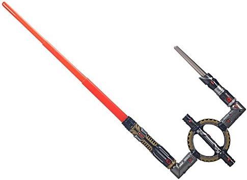 Star Wars bladebuilders spin-action Lichtschwert
