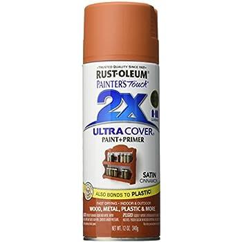 Rustoleum Rust Colored Spray Paint