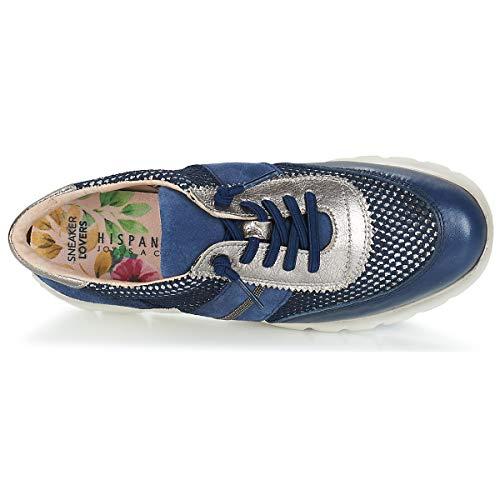 Basse Ruth 40 Marine Donne Hispanitas Sneakers 0wCXSq