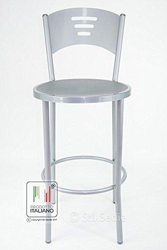 Sedute In Plastica Per Sedie.Stil Sedie Sgabello Cucina Bar Ristorante Sala Slot Modello Monika