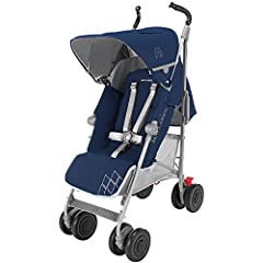 Award-winning style, features, and safety.  Techno XT sets the standard for easy maneuvering and smooth ride in a full-sized umbrella fold stroller.  Ideal for newborn babies and children up to 55lb.  Featuring a full recline 4-position seat ...