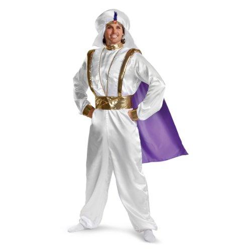 Aladdin Costume Adult Size: