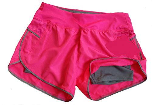 Danskin Now Running Shorts w/Bike Short Pink XS