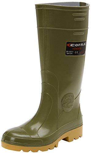 """Cofra 00010–002.w36""""Country O4Stivali da pioggia, colore: nero, taglia 36"""