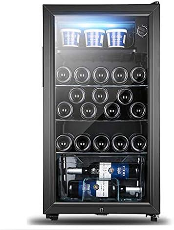 KYEEY Wine Coolers fridges 8 Bottle Capacity Glass Door Drinks ...