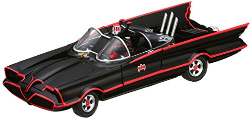figure complex 무비・리볼빙 Batmobile1966 배트맨 카(배트 모빌1966) 약150mm ABS&PVC제 도장필 액션 피규어 리볼텍